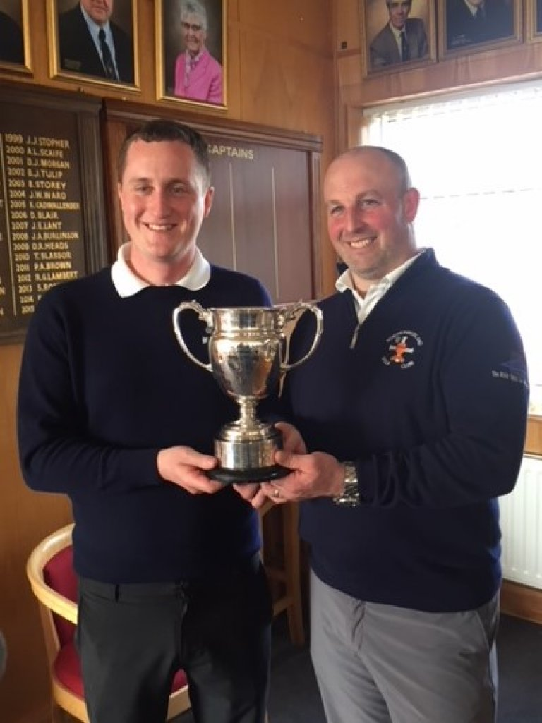 2018 Inter County Foursomes Champions