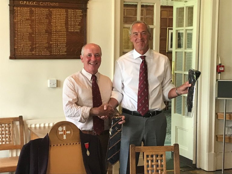 Brancepeth Castle Golf Club Annual Match